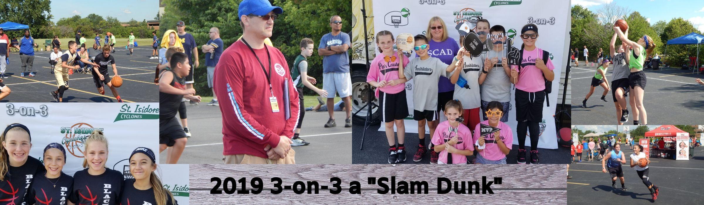 3-on-3 2019 a _Slam Dunk_