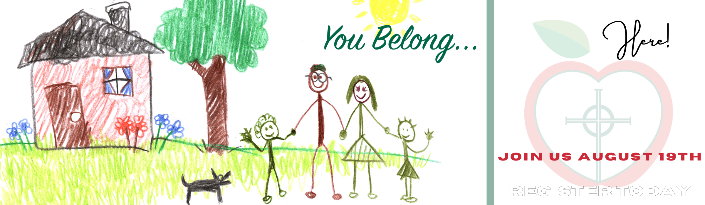 SICS New You Belong Banner July 1
