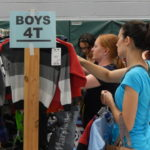 FALL CHILDRENS' CLOTHING RESALE ANOTHER SUCCESS!