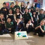 1st Graders 100 Days Smarter!