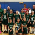 6th Grade Girls Take Second Place at Lake Zurich Tourney