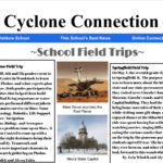 7th Graders Publish Digital Newspaper