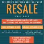 Childrens' Clothing Resale