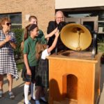 Original School Bell Again Rings In New School Year!