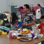 Great Turnout for Fall Resale!