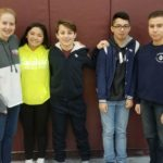 Cyclone Mathletes Score at Montini Math Contest