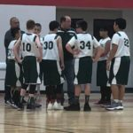 7th Grade Roundballers Take 2nd in Holiday Tournament