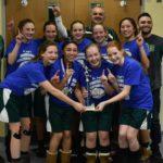 8th Grade Girls Basketball Tourney Champs!