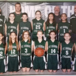 6th Grade Girls BKB Finish Undefeated!