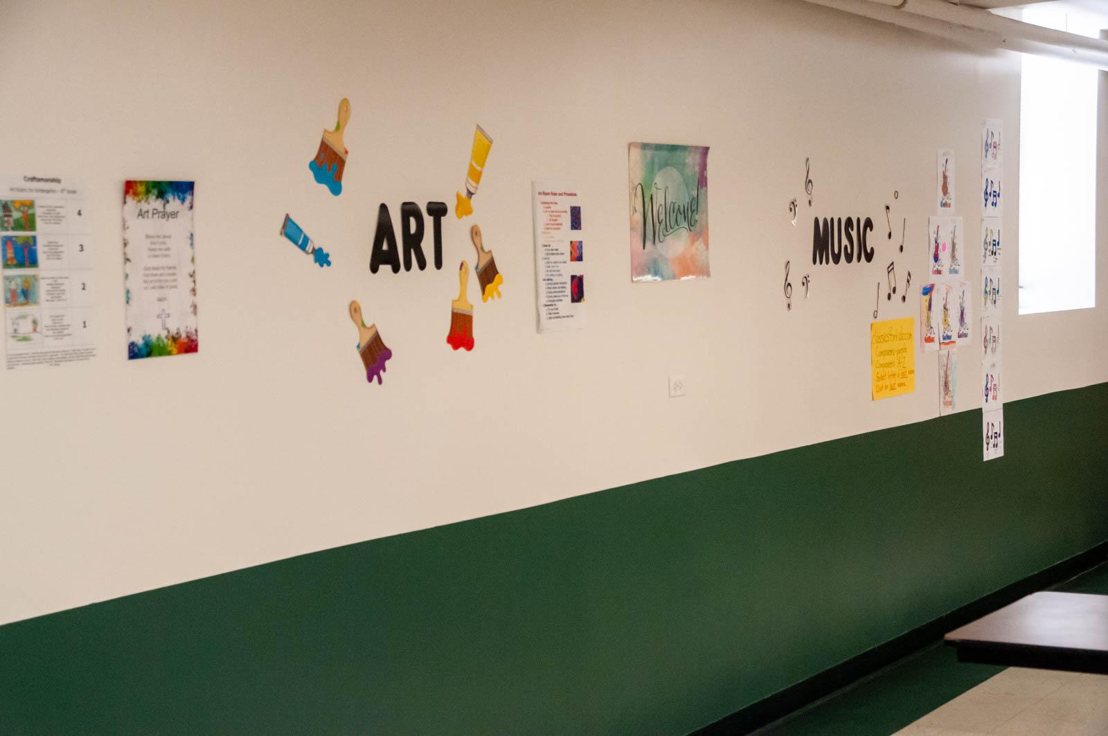 Art-Music-Hallway