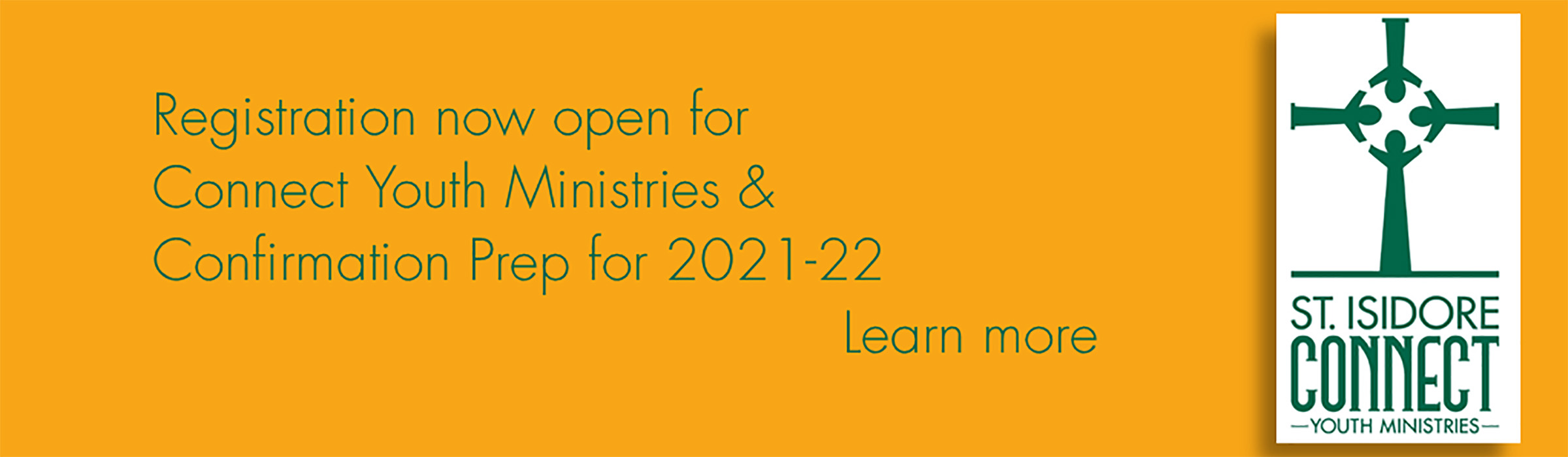 CYM and Conf prep registration 2021-22 slider
