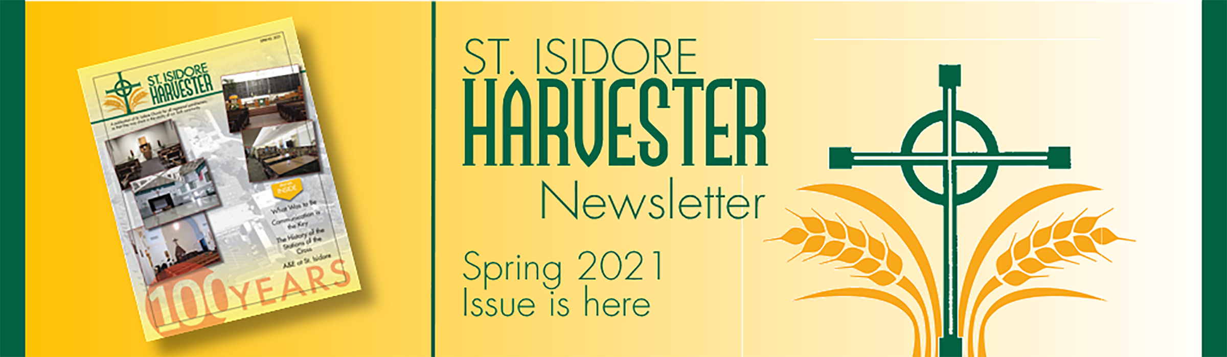 Harvester Spring 2021 slider