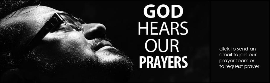 Prayer team slider