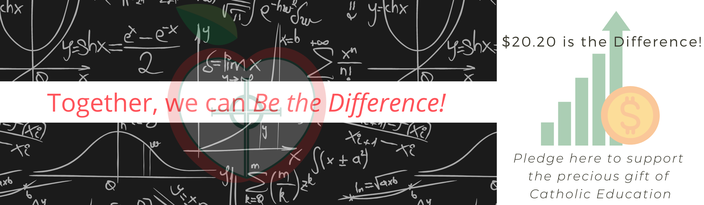School – Be the Difference Site Banner – June 2020