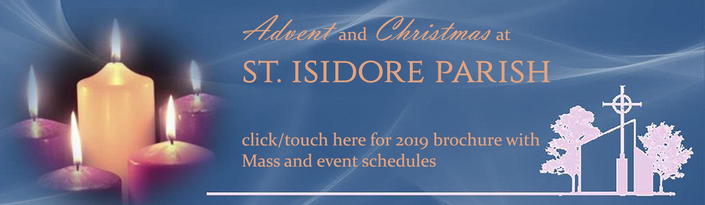 advent brochure 2019 slider