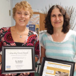 Teacher and School Recognized by Diocese