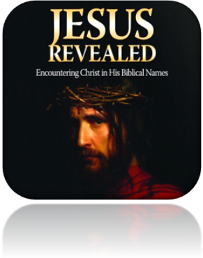 Jesus revealed bible study logo pic